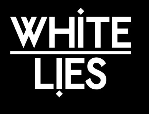 White Lies concert on the 28th