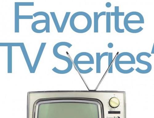 My favorite TV Series (Updated)