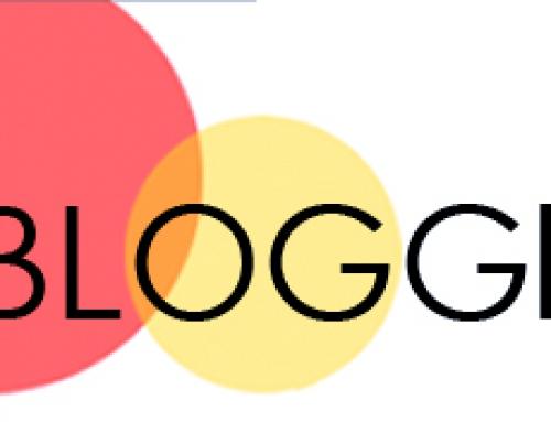 Registrert meg på blogliseten
