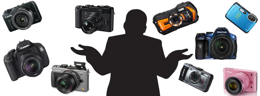 Kjøpe nytt kamera?