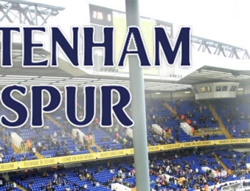 My new Tottenham Logo