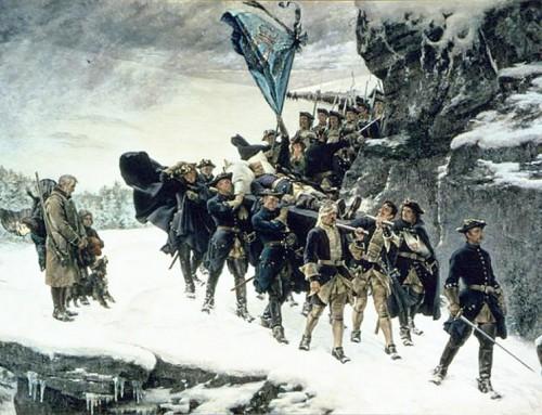 Svensken som ble stamfar i Haltdalen