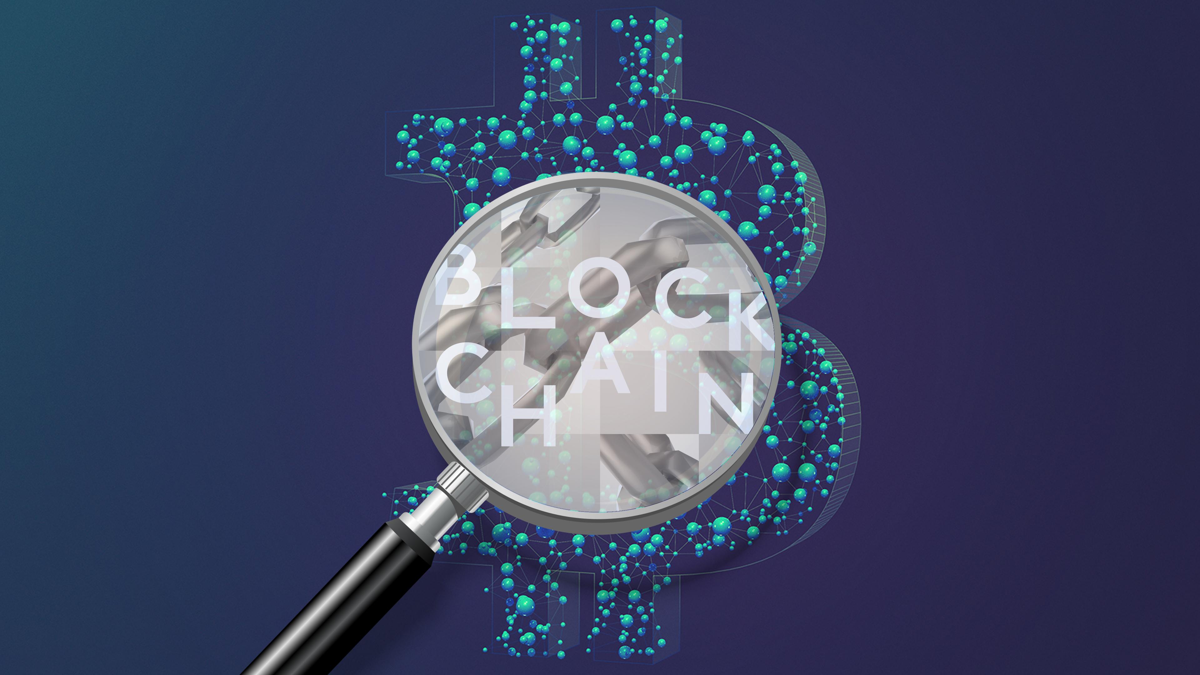 Dette er blockchain