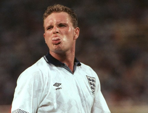 Happy Birthday Paul Gascoigne!